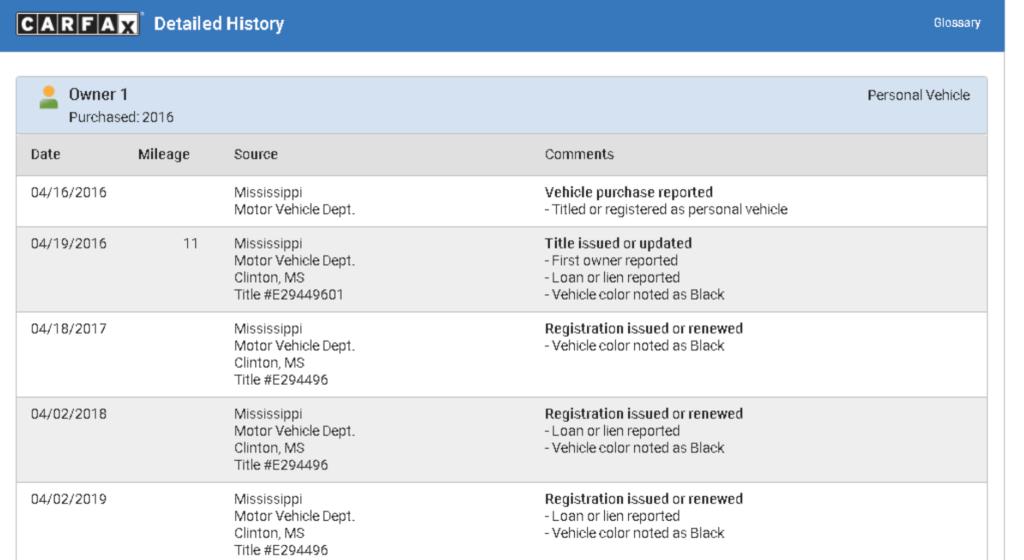 Carfax и Autocheck - проверка авто из Америки