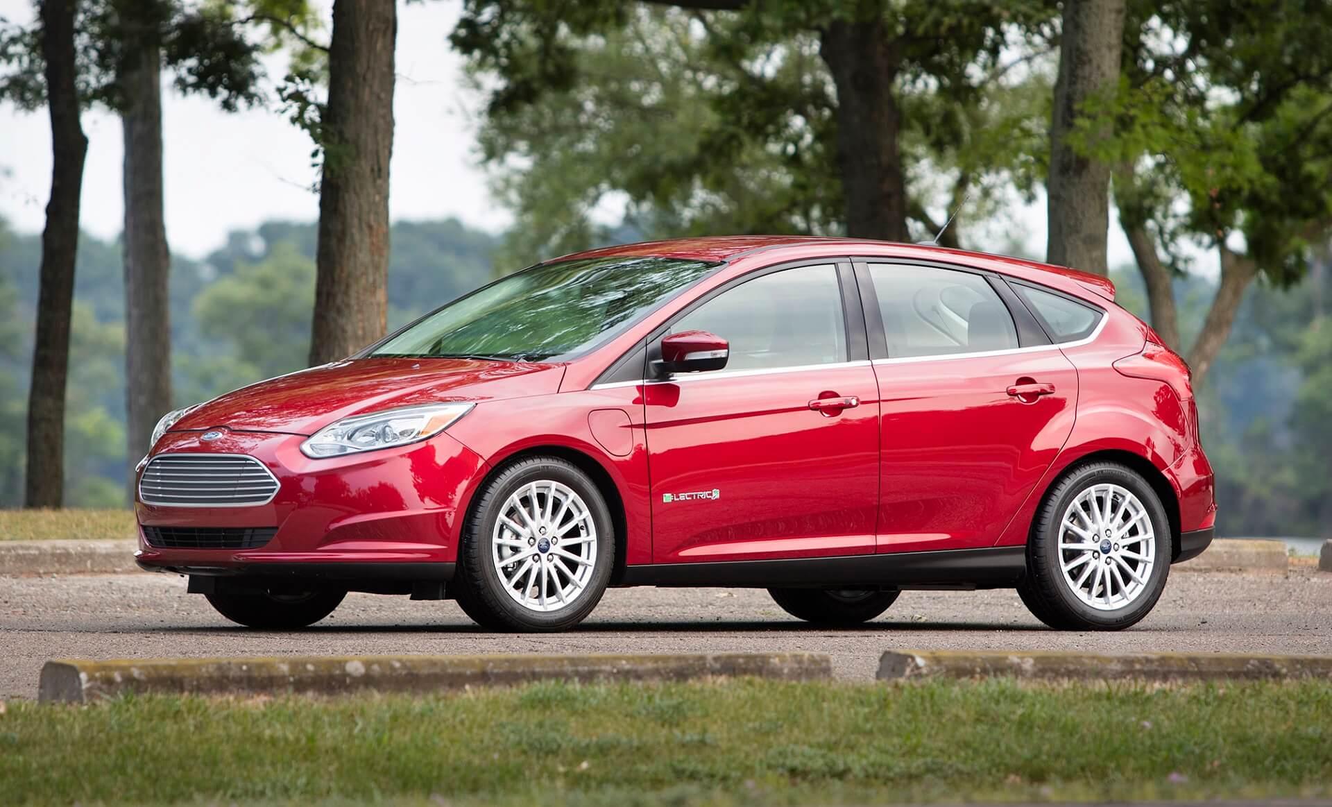 Ford Focus BEV купить в Минске